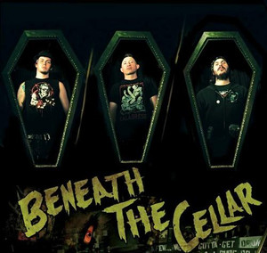 "Beneath the Cellar - S/T 4x4"" Color Patch"