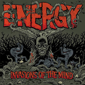 "Energy - Invasions of the Mind 4x4"" Color Patch"