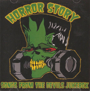 "Horror Story - Songs from the Devil's Jukebox 4x4"" Color Patch"