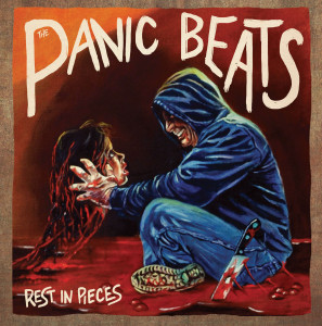 "Panic Beats - Rest in Pieces 4x4"" Color Patch"