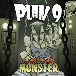 "Plan 9 - Manmade Monster 4x4"" Color Patch"