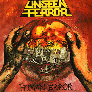 "Unseen Terror - Human Error 4x4"" Color Patch"