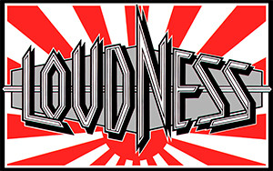 "Loudness - Logo 5x3"" Color Patch"