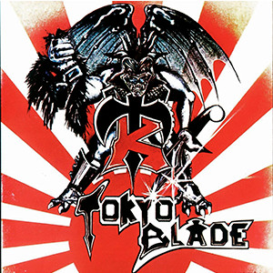 "Tokyo Blade - S/T 4x4"" Color Patch"