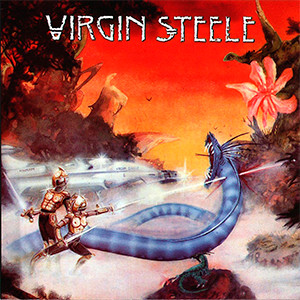 "Virgin Steele - S/T 4x4"" Color Patch"