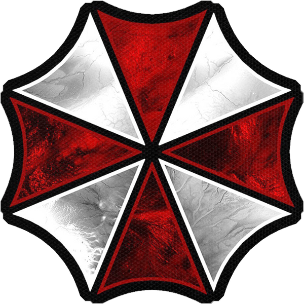 Umbrella Corporation Logo Color Patch