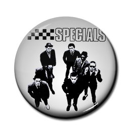 """The Specials 1"""" Pin"""