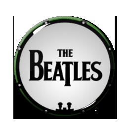 """The Beatles - Logo 1"""" Pin"""