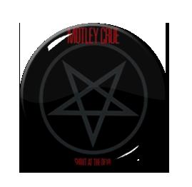 """Motley Crue - Shout at the Devil 1"""" Pin"""