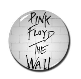 "Pink Floyd - The Wall 1"" Pin"