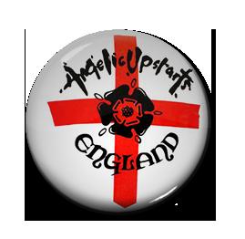 """Angelic Upstarts - England 1"""" Pin"""