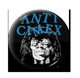 "Anti Cimex - Zombie 1"" Pin"