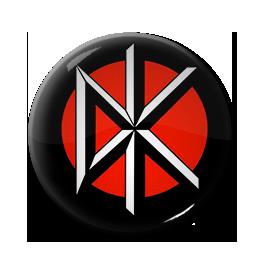 """Dead Kennedys - Logo 1"""" Pin"""