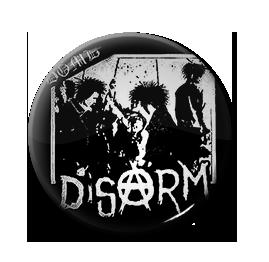 """Disarm - Dömd 1"""" Pin"""