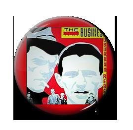 "The Business - Suburban Rebels 1"" Pin"