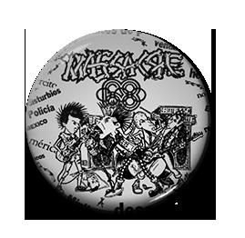 "Massacre 68 - Demo 1"" Pin"