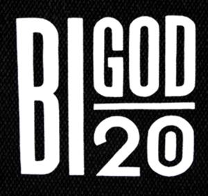 "Bigod 20 - Classic logo 5x5"" Printed Patch"