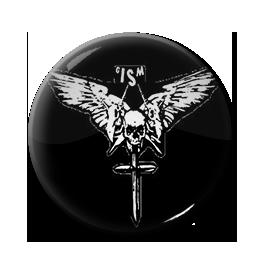 "G.I.S.M. - Dagger 1"" Pin"