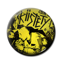 "Riistetyt ‎– As A Prisoner Of State 1"" Pin"
