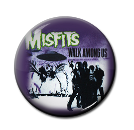 "Misfits - Walk Amongst Us 1"" Pin"