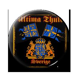"""Ultima Thule - Sverige 1"""" Pin"""