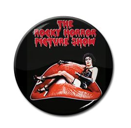 "The Rocky Horror Picture Show 1"" Pin"