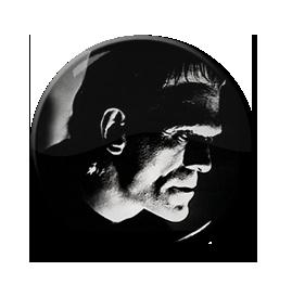 """Frankenstein 1"""" Pin"""
