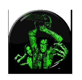 "Evil Dead - Chainsaw 1"" Pin"