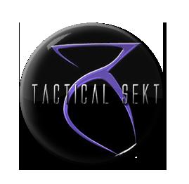 """Tactical Sekt - Logo 1"""" Pin"""