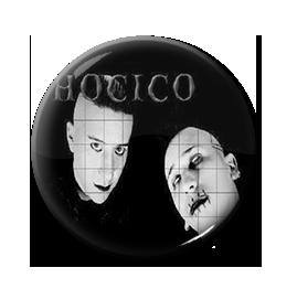"""Hocico - Band Logo 1"""" Pin"""