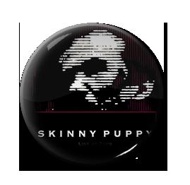 "Skinny Puppy  - Zopo, Horst, Netherlands 1"" Pin"