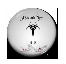 "Psyclon Nine - INRI 1"" Pin"