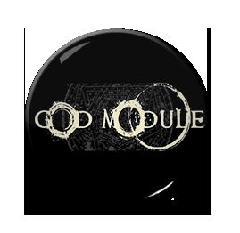 """GOD Module - Logo 1"""" Pin"""