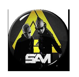 """Sam - Pic 1"""" Pin"""