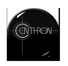 """Centhron - Logo 1"""" Pin"""