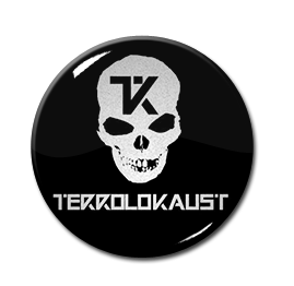 "Terrolokaust - Logo 1"" Pin"