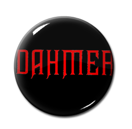 "Dahmer - Logo 1"" Pin"
