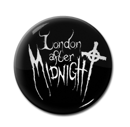"London After Midnight - Logo 1"" Pin"