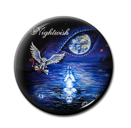"Nightwish - Oceanborn 1"" Pin"