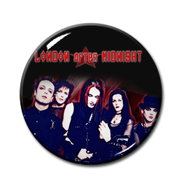"London After Midnight - Pic 1"" Pin"