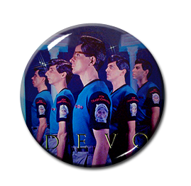 "Devo - New Traditionalists 1"" Pin"