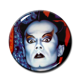 "Klaus Nomi - Simple Man 1"" Pin"