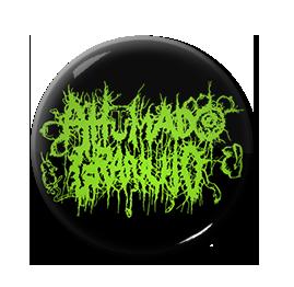 "Ahumado Granujo - Logo 1"" Pin"