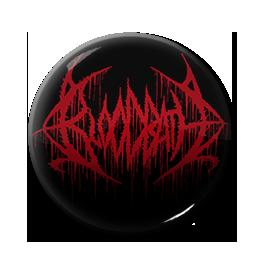 "Bloodbath - Logo 1"" Pin"