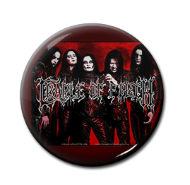 "Cradle of Filth - Band 1"" Pin"