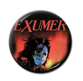 "Exumer - Possessed by Fire 1"" Pin"