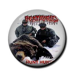 "Agathocles - Hunt Hunt 1"" Pin"
