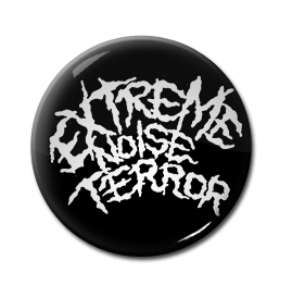 """Extreme Noise Terror - Logo 1"""" Pin"""