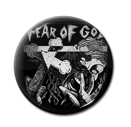 "Fear of God - EP 1"" Pin"