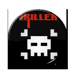 "8-Bit Killer 1.5"" Pin"